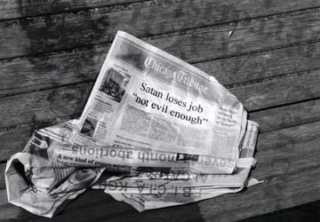 Satan Loses Job, MGW (c)1997